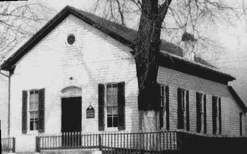 Rocky Springs Chapel