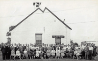 Rocky Springs School House Reunion circa 1962